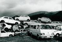 Entsorgung von Altautos in Japan