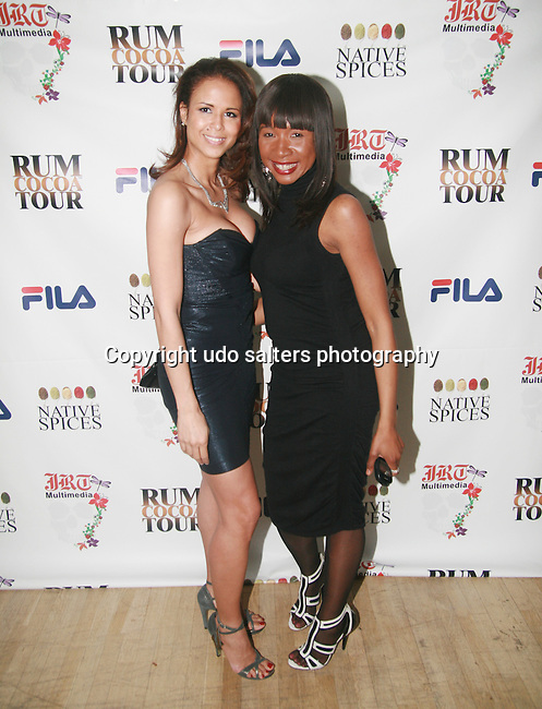 Sil Lai abrams and Raqiyah Mays Attend Jocelyn Taylor's Birthday Celebration and Official Launch of JRT Multimedia, LLC (A Luxury Branding Company)at Nikki Beach Midtown, New York, 3/26/2011