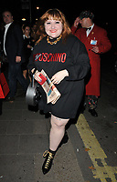 Beth Ditto at the H&amp;M x Moschino collection launch party, Annabel's, Berkeley Square, London, England, UK, on Tuesday 06 November 2018.<br /> CAP/CAN<br /> &copy;CAN/Capital Pictures