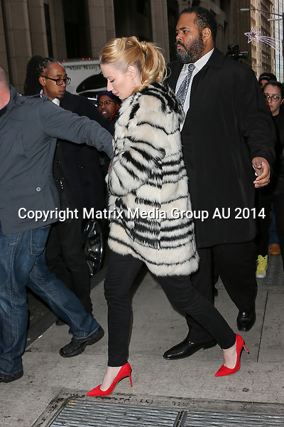 12 DECEMBER 2014 NEW YORK CITY<br />