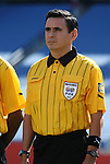 Fourth Official Jose Pineda, of Mexico, on Saturday, June 16th, 2007 at Gillette Stadium in Foxboro, Massachusetts. The United States Men's National Team defeated Panama 2-1 in a 2007 CONCACAF Gold Cup quarterfinal game.