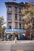 Fish market in the Melrose neighborhood of the Bronx in New York on Thursday, September 19, 2013. (© Richard B. levine)