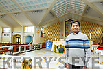 Fr Shoji Vargheae, the new priest in the Church of the Assumption in Abbeyfeale on Friday