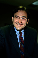 FILE PHOTO - Federal Justice minister  Martin Cauchon in 1997<br /> <br /> Photo : Pierre Roussel - Agence Quebec Presse