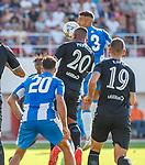 09.07.2019: St Joseph's v Rangers: Alfredo Morelos scores goal no4