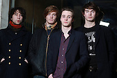 Jan 15, 2013: PALMA VIOLETS - Photosession in Paris France