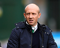 Yeovil Town Manager Darren Way during Yeovil Town vs Grimsby Town, Sky Bet EFL League 2 Football at Huish Park on 9th February 2019