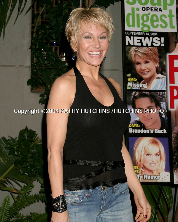 ©2004 KATHY HUTCHINS /HUTCHINS PHOTO.19TH SOAP OPERA AWARDS PARTY.LOS ANGELES, CA.NOVEMBER 18, 2004..SCHAE HARRISON..