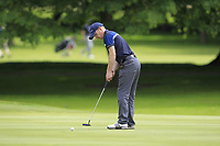 James Harper (The Wynyard Club) on the 7th green during Round 1 of the Titleist &amp; Footjoy PGA Professional Championship at Luttrellstown Castle Golf &amp; Country Club on Tuesday 13th June 2017.<br /> Photo: Golffile / Thos Caffrey.<br /> <br /> All photo usage must carry mandatory copyright credit     (&copy; Golffile | Thos Caffrey)