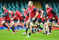 150205 Wales - England Training