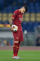Diego Perotti of AS Roma <br /> Roma 12-12-2019 Stadio Olimpico <br /> Football Europa League 2019/2020 Group J <br /> AS Roma -  Wolfsberg  <br /> Photo Antonietta Baldassarre / Insidefoto