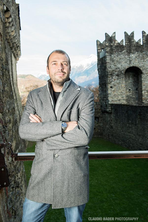 Gabriele Fattorini, Direktor Pro Senectute Ticino, Bellinzona