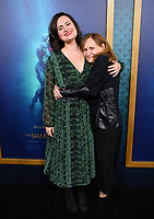 Mary Chieffo &amp; Beth Grant at the Los Angeles premiere of &quot;The Shape of Water&quot; at the Academy of Motion Picture Arts &amp; Sciences, Beverly Hills, USA 15 Nov. 2017<br /> Picture: Paul Smith/Featureflash/SilverHub 0208 004 5359 sales@silverhubmedia.com