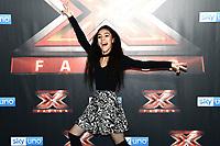 Luna Melis<br /> Milano 12-12-2018 <br /> Photocall Finalisti TV X Factor 2018 <br /> Foto Daniele Buffa / Image / Insidefoto