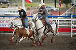 Coleman Kohorst during the Cody Stampede event in Cody, WY - 7.1.2019 Photo by Christopher Thompson