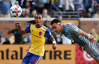 Minnesota United FC vs Colorado Rapids, April 23, 2017