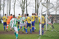 VV Dronrijp - SC Franeker 060414