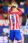 Fernando Torres of Atletico de Madrid celebrates during their La Liga match between Atletico de Madrid and RC Celta de Vigo at the Vicente Calderón Stadium on 12 February 2017 in Madrid, Spain. Photo by Diego Gonzalez Souto / Power Sport Images