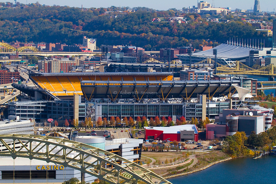 Pittsburgh's Sports Venues - Heinz Field and PNC Park on the North Shore