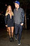 November 17h 2012<br /> <br /> <br /> Paris Hilton leaving Boa restaurant in Los Angeles holding hands with boyfriend River Viiperi<br /> tight black skirt dress <br /> <br /> <br /> AbilityFilms@yahoo.com<br /> 805 427 3519 <br /> www.AbilityFilms.com