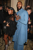 NEW YORK, NY - SEPTEMBER 6, 2019 Janelle Monae & Jidenna attend Harper's Bazaar ICONS at The Plaza Hotel on September 06, 2019 in New York City. <br /> CAP/MPI/WG<br /> ©WG/MPI/Capital Pictures