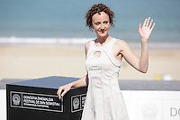 "Actress Kym Vercoe posses in the photocall of the ""For those who can tell no lies"" film presentation during the 61 San Sebastian Film Festival, in San Sebastian, Spain. September 26, 2013. (ALTERPHOTOS/Victor Blanco) <br /> San Sebastian Film Festival <br /> Foto Insidefoto"