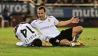 Valencia CF vs. Levante UD C. Rey 11/12