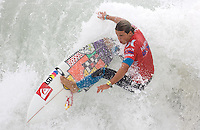 Julian Wilson. 2009 ASP WQS 6 Star US Open of Surfing in Huntington Beach, California on July 24, 2009. ..