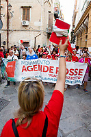 March of the Agende Rosse