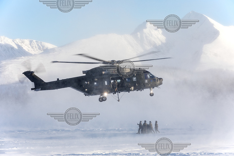03 Commando Helicopter Force in the Arctic