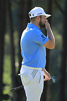 Tyrrell Hatton (ENG) during the first round of the Turkish Airlines Open played at the Montgomerie Maxx Royal Golf Club, Belek, Turkey. 07/11/2019<br /> Picture: Golffile | Phil INGLIS<br /> <br /> <br /> All photo usage must carry mandatory copyright credit (© Golffile | Phil INGLIS)