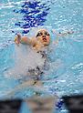 Aya Terakawa (JPN), MAY 25, 2012 - Swimming : JAPAN OPEN 2012, Women's 200m backstroke Heat at Tatsumi International Swimming Pool, Tokyo, Japan. (Photo by Atsushi Tomura /AFLO SPORT) [1035]