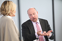 NEW YORK, NY - OCTOBER 22: Jim Cramer attends Martha Stewart's American Made Summit on October 22, 2016 in New York City. Credit: Diego Corredor/Media Punch