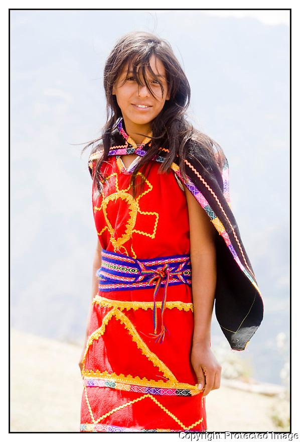 P&eacute;rou<br /> Abancay<br /> F&ecirc;te Inca, Apu Ticay.
