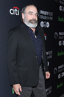NEW YORK, NY- OCTOBER 6: Mandy Patinkin at PaleyFest New York 2016 presents the screening of  Homeland at the Paley Center for Media in New York City on October 06, 2016. Credit: RW/MediaPunch