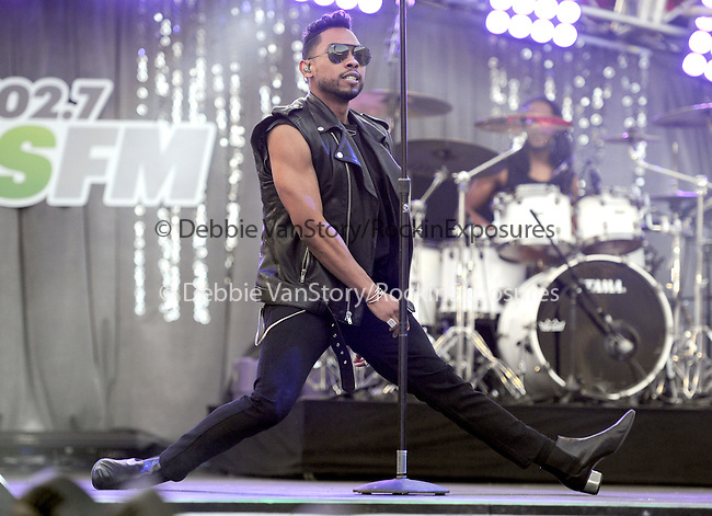 Miguel at The 2013 KIIS FM Wango Tango held at The Home Depot Center in Carson, California on May 11,2009                                                                   Copyright 2013 DVS / RockinExposures