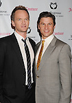 HOLLYWOOD, CA - APRIL 25: Neil Patrick Harris and David Burtka attend The Hooray for Hollygrove event held at The Hollywood Museum on April 25, 2012 in Hollywood, California.