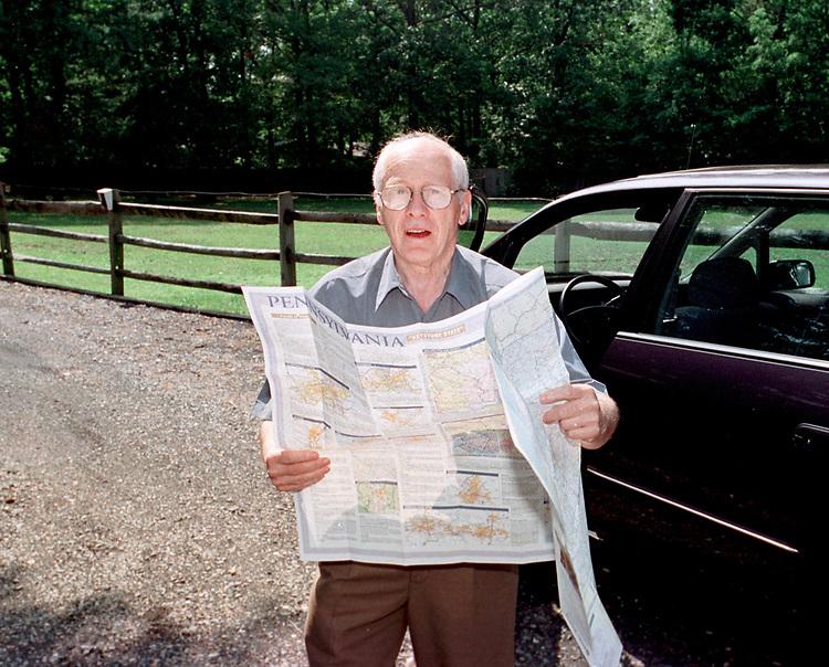 Seen attending the Peppler Family Reunion at home of one of Bob Peppler's children near Tuckerton,NJ on June 15, 2002. Photo by Jim Peppler/2002