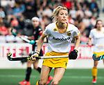 AMSTELVEEN - Hockey - Hoofdklasse competitie dames. AMSTERDAM-DEN BOSCH (3-1). Sian Keil (Den Bosch)  COPYRIGHT KOEN SUYK