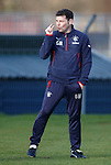 Graeme Murty, small margins at training
