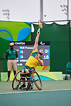 Rio Paralympic Games 2016 - Wheelchair Tennis Day One, First Round