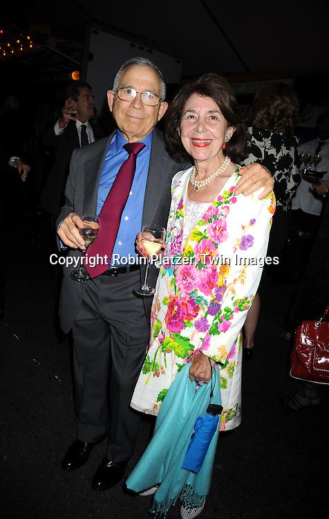 Donald and Susan Newhouse