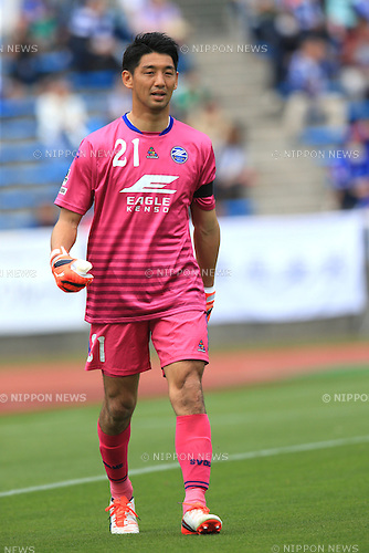 Toshiyasu Takahara (Zelvia), APRIL 23, 2016 - Football /Soccer : 2016 J2 League match between FC Machida Zelvia 1-0 V.Varen Nagasaki at Machida Stadium, Tokyo, Japan.  (Photo by AFLO SPORT)