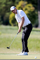 Ryan Chisnall during the New Zealand Amateur Golf Championship at Russley Golf Course, Christchurch, New Zealand. Friday 3 November 2017. Photo: Martin Hunter/www.bwmedia.co.nz