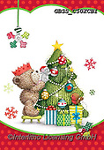 Sharon, CHRISTMAS ANIMALS, WEIHNACHTEN TIERE, NAVIDAD ANIMALES, paintings+++++,GBSSC50XCB1,#XA#