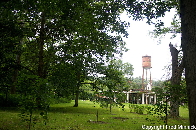 """The Old Taylor Distillery was built in 1887 by Col. Edmund H. Taylor Jr. It became an icon, but closed in 1972. In 2014, a business group called """"Peristyle"""" purchased the 83-acre grounds to refurbish it as a new disitllery."""