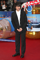 Ben Whishaw arriving for the Paddington film premiere, at Odeon Leicester Square, London. 23/11/2014 Picture by: Alexandra Glen / Featureflash