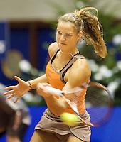 12-12-08, Rotterdam, Reaal Tennis Masters, Arantxa Rus