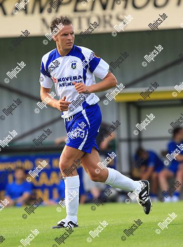 2010-06-20 / Voetbal / seizoen 2010-2011 / KSK Heist / Sven Van Vlasselaer..Foto: mpics