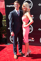 Ryan Hunter-Reay Attends The 2014 ESPY Awards Red Carpet at Los Angeles' Nokia Theater on July16 2014 (Photo by Crash/Guest of A Guest)